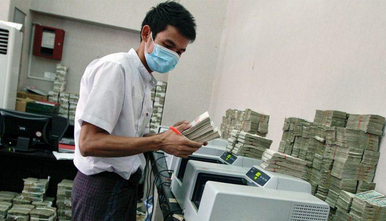ဘဏ်လုပ်သားတွေရဲ့ လုပ်ငန်းခွင်ကျန်းမာရေး