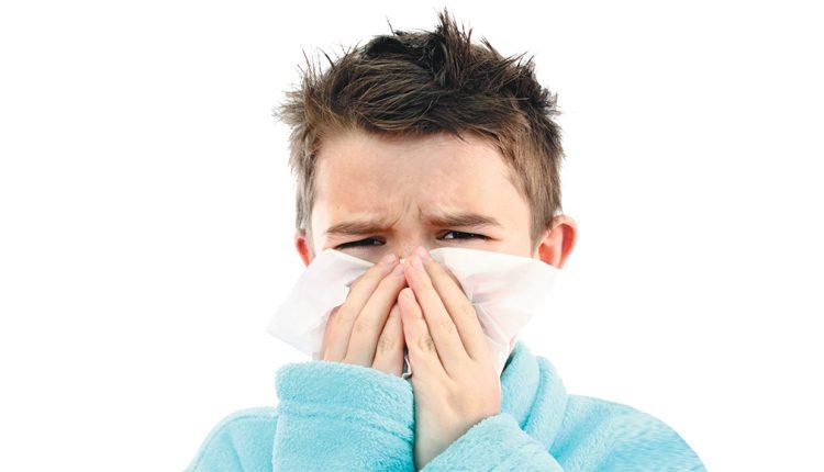 အအေးမိနှာစေးခြင်း (Common Cold)